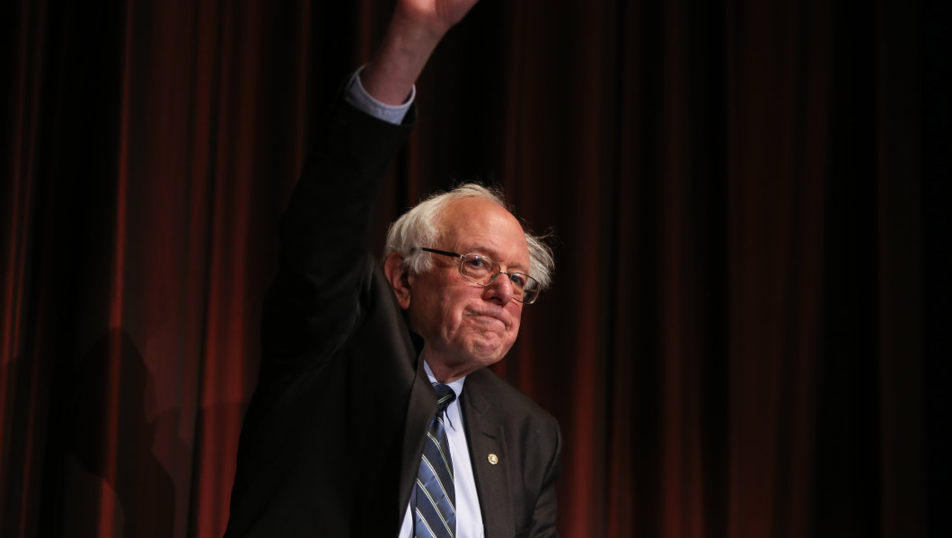 How Bernie Sanders Can Save the Democratic Party